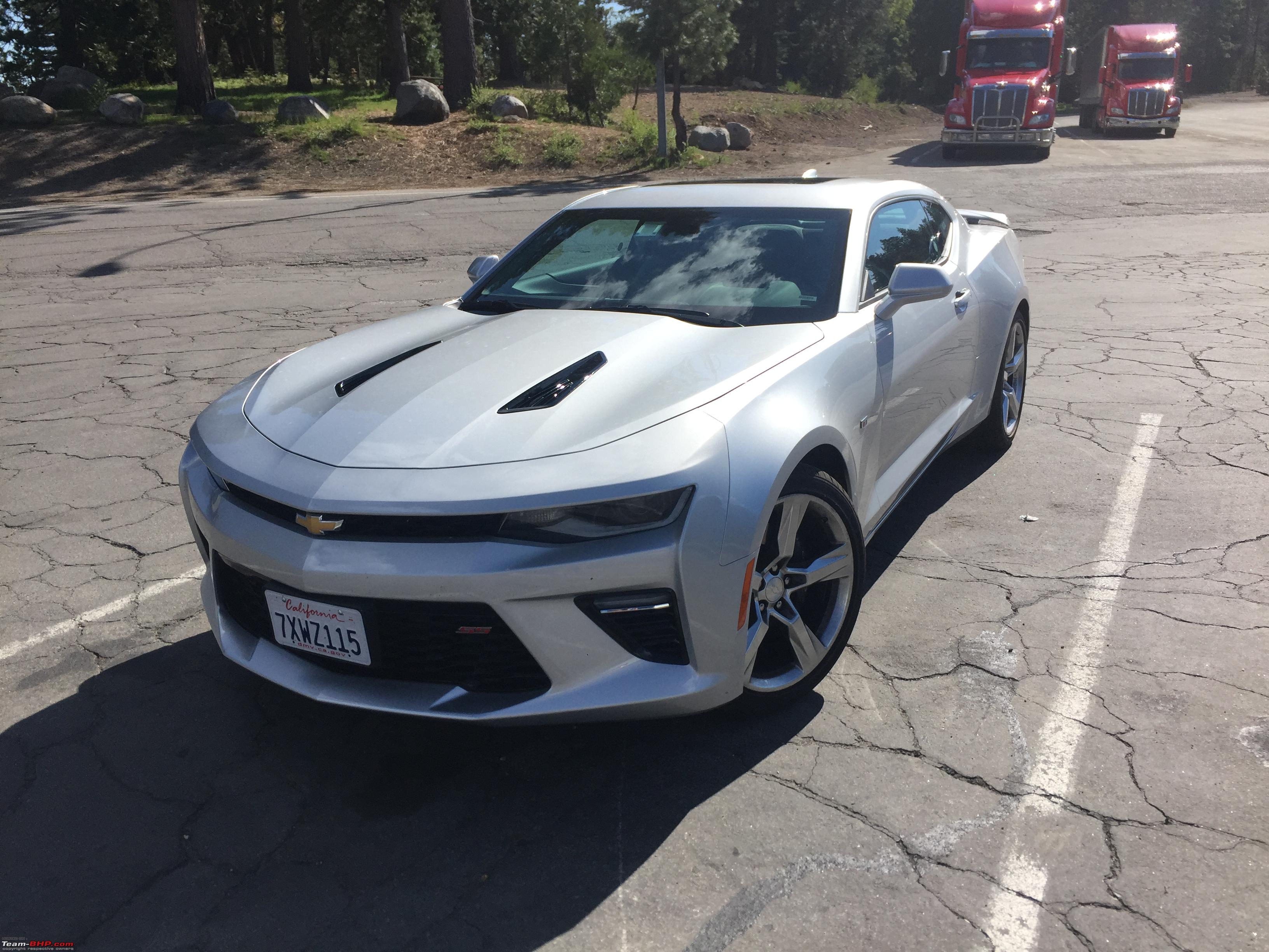 a date with the 2017 chevrolet camaro ss 6 2l 455 hp v8 team bhp. Black Bedroom Furniture Sets. Home Design Ideas