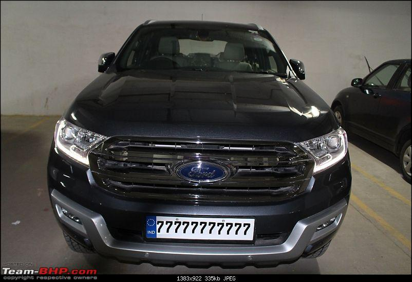 My Ford Endeavour 3.2L 4x4 AT Titanium : Worthy contender for an urban SUV-img_2111.jpg