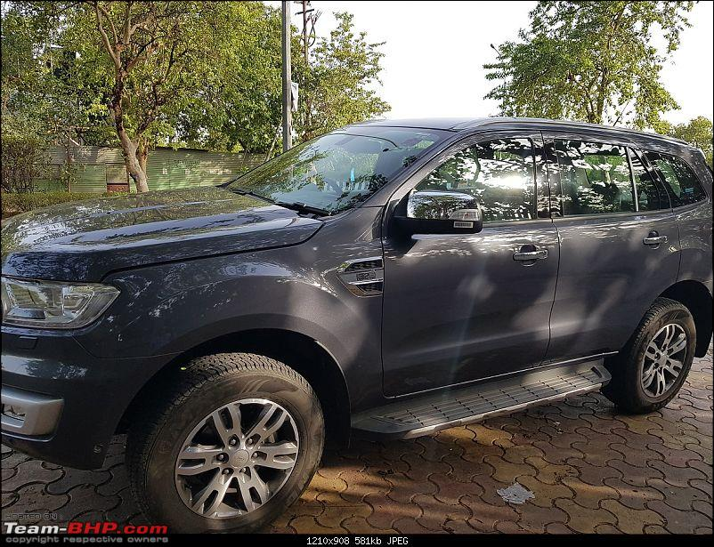 My Ford Endeavour 3.2L 4x4 AT Titanium : Worthy contender for an urban SUV-20170605_173009.jpg
