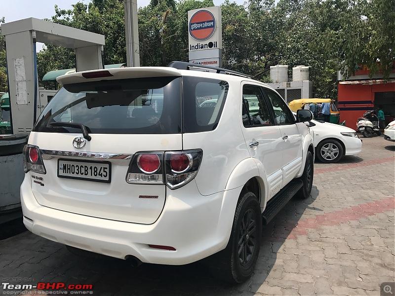 Toyota Fortuner 4x4 AT : My Furteela Ghonga! 2 years and 1,00,000 km up!-fortuner-6.jpg