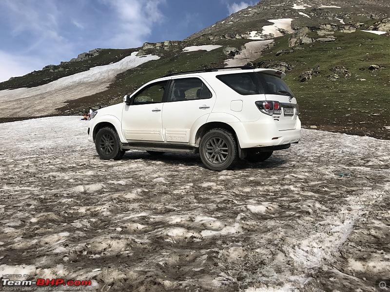 Toyota Fortuner 4x4 AT : My Furteela Ghonga! 2 years and 1,00,000 km up!-ice-crawling-1.jpg