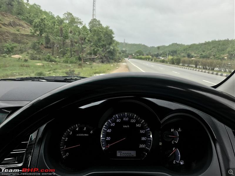 Toyota Fortuner 4x4 AT : My Furteela Ghonga! 2 years and 1,00,000 km up!-img_6096.jpg