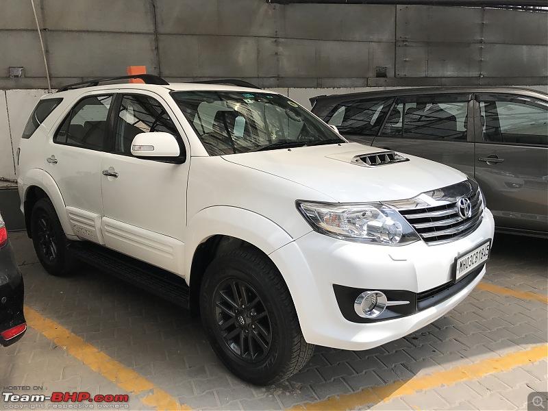 Toyota Fortuner 4x4 AT : My Furteela Ghonga! 2 years and 1,00,000 km up!-img_6075.jpg