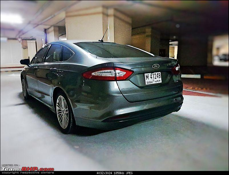 2nd American in the family : Pre-owned Ford Fusion 2.5 (Dubai)-5.jpg