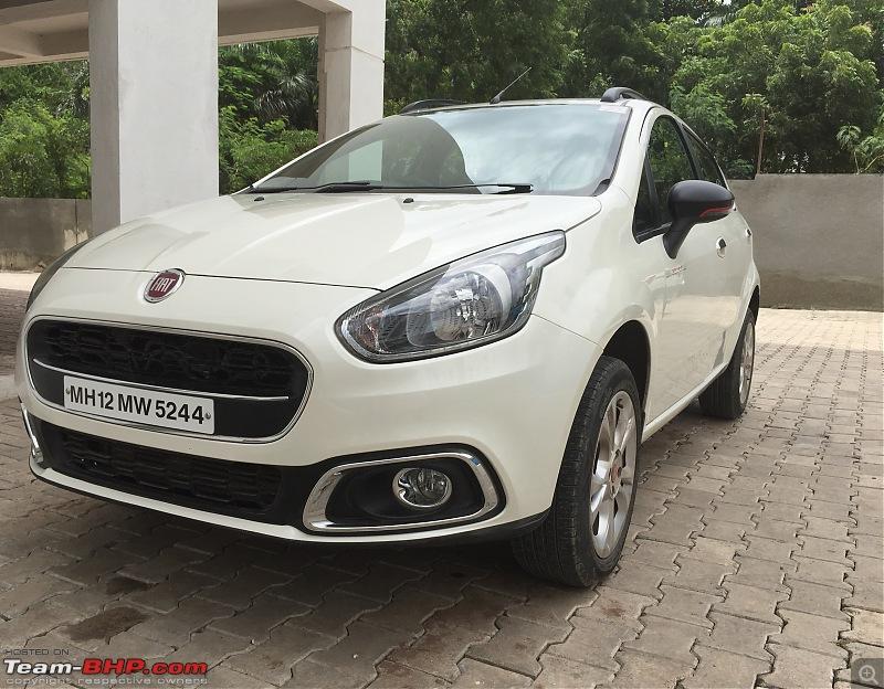My Pearl White Fiat Punto Evo 90 HP - An honest report-img_5738.jpg