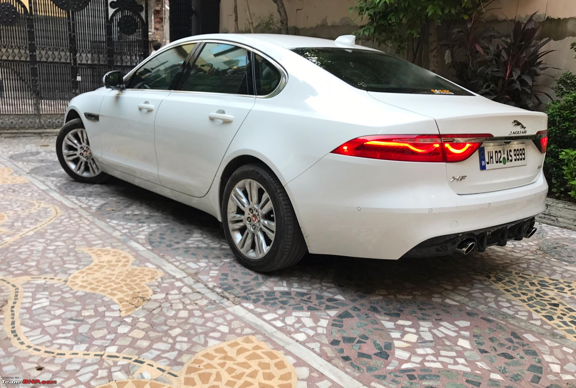 from uk with love my 2017 jaguar xf 25t team bhp. Black Bedroom Furniture Sets. Home Design Ideas