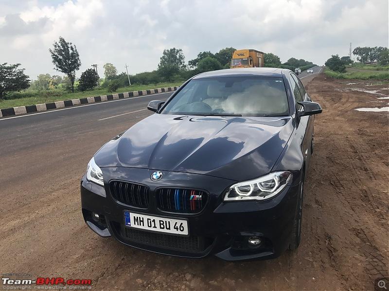 My Pre-worshipped Monster : BMW 530d M-Sport [F10]-img_3495.jpg