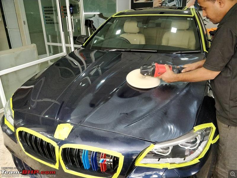 My Pre-worshipped Monster : BMW 530d M-Sport [F10]-img_3161.jpg