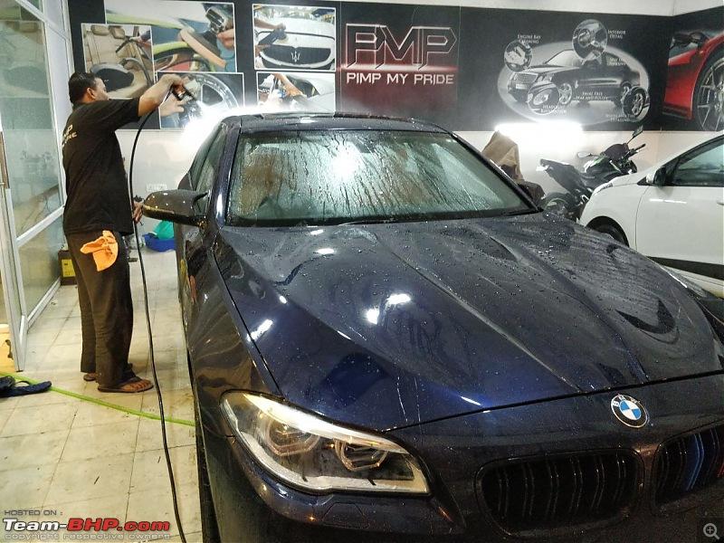 My Pre-worshipped Monster : BMW 530d M-Sport [F10]-img_3203.jpg