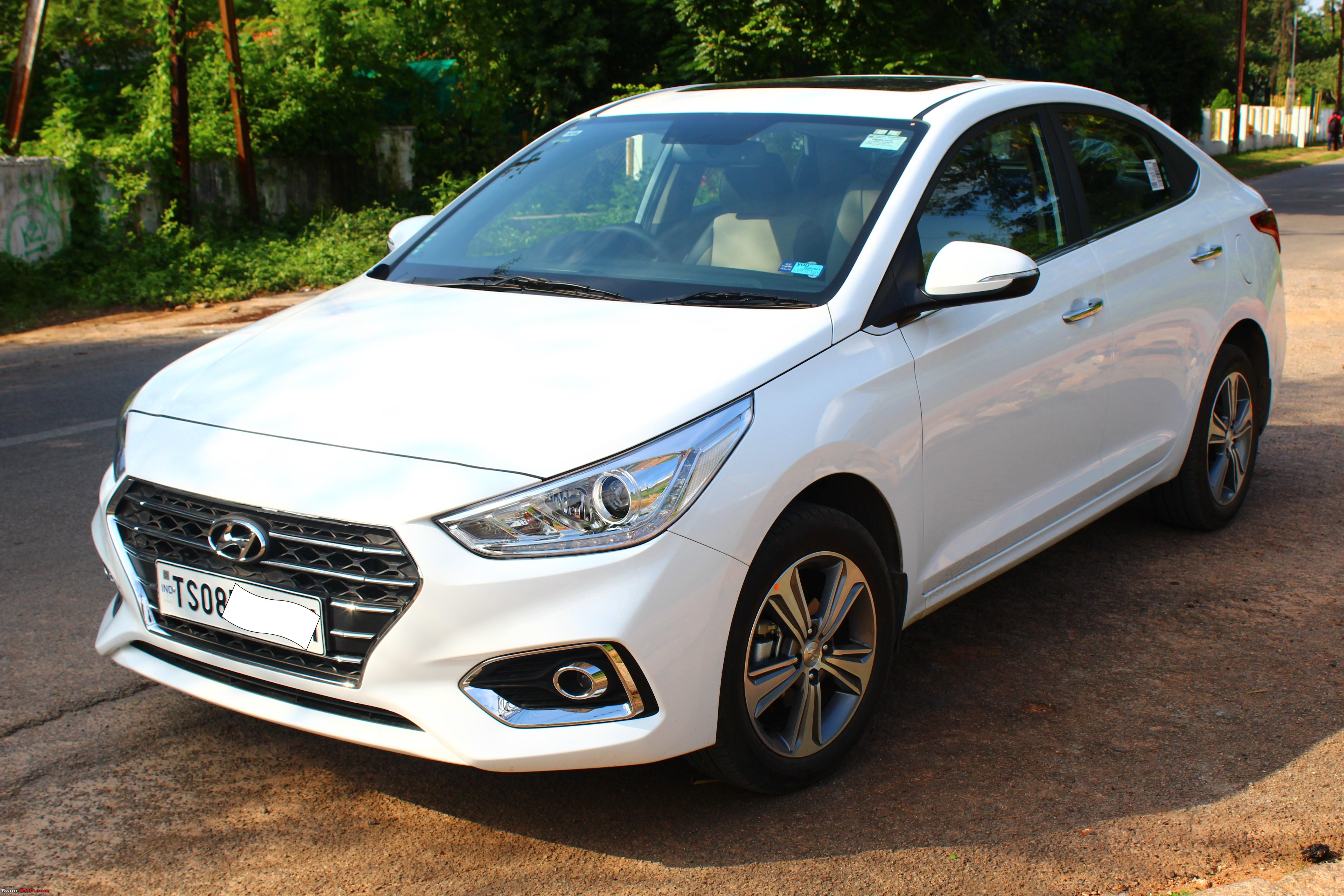 The 5th Gen Hyundai Verna 1st Ownership Review Front 2