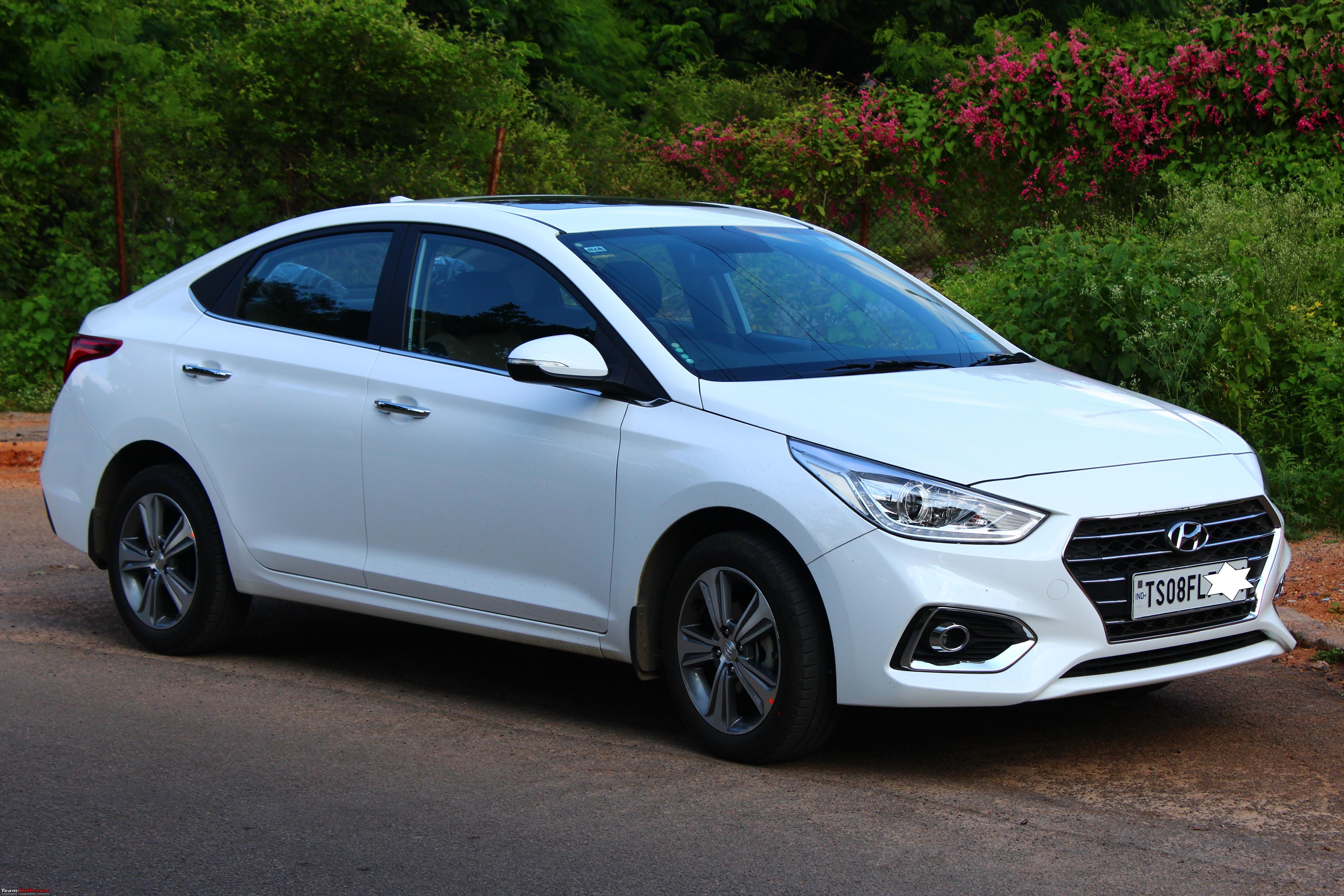 The 5th-Gen Hyundai Verna: 1st Ownership Review - Team-BHP