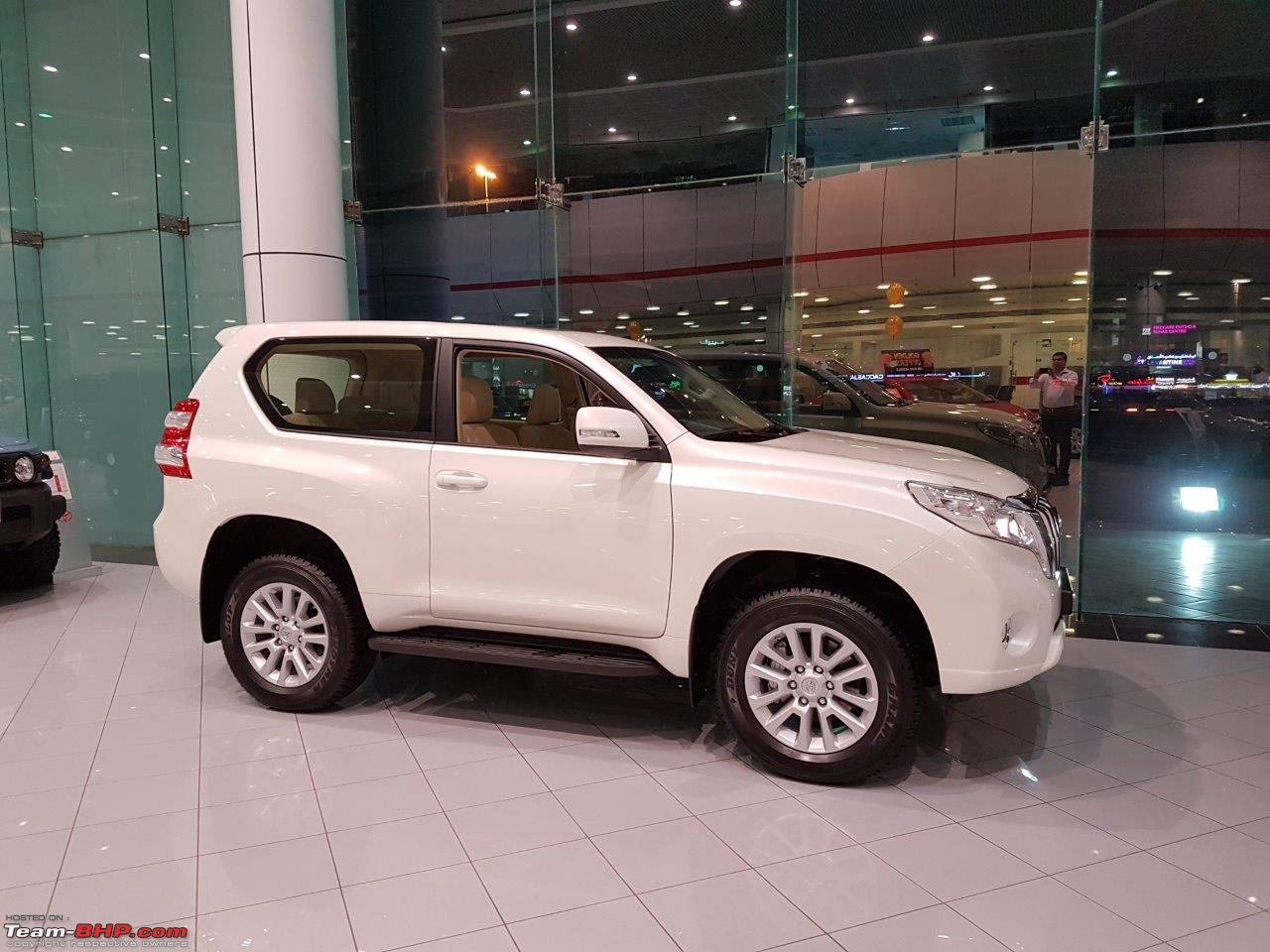 Ownership Review Toyota Landcruiser Prado 2 Door Team Bhp