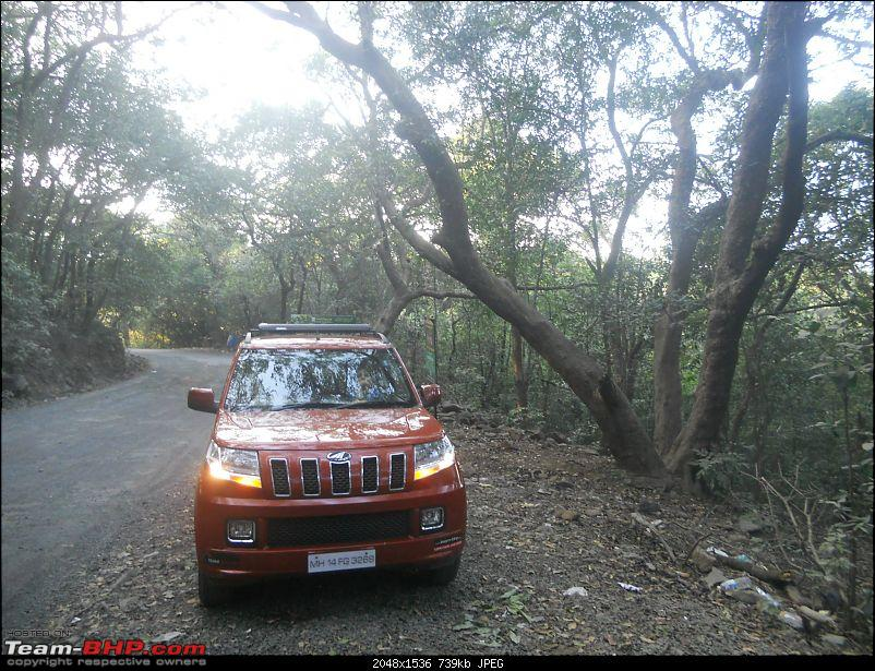 Orange Tank to conquer the road - Mahindra TUV3OO owner's perspective-dscn8243.jpg