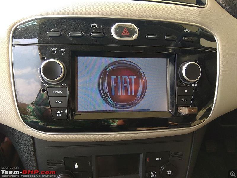 White Scorp: An ownership review of the Fiat Abarth Urban Cross Avventura-headunit1.jpg