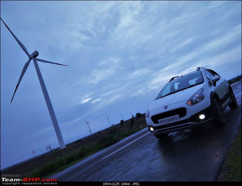 White Scorp: A noob's ownership review of the Fiat Abarth Urban Cross Avventura-windmills.jpg