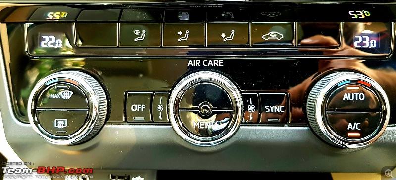 The Beauty AKA The Beast - My Skoda Octavia 1.8 TSi L&K-aircon-controls-.jpg