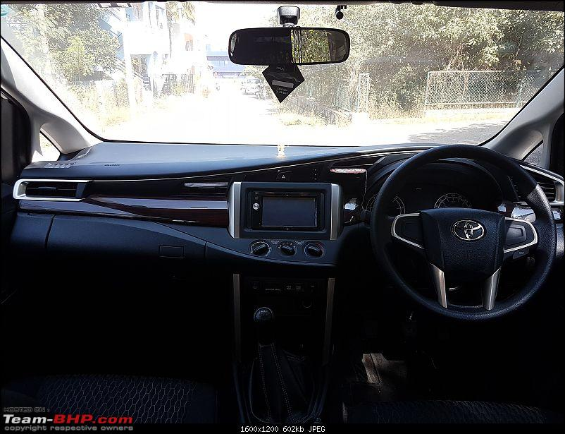 Toyota Innova Crysta 2.4 GX ownership review. EDIT: 10,000 km service done-dash-2.jpg