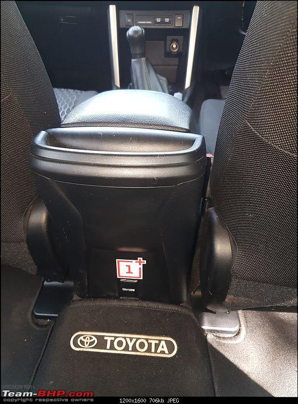 Toyota Innova Crysta 2.4 GX ownership review. EDIT: 10,000 km service done-rear-12v-charger.jpg