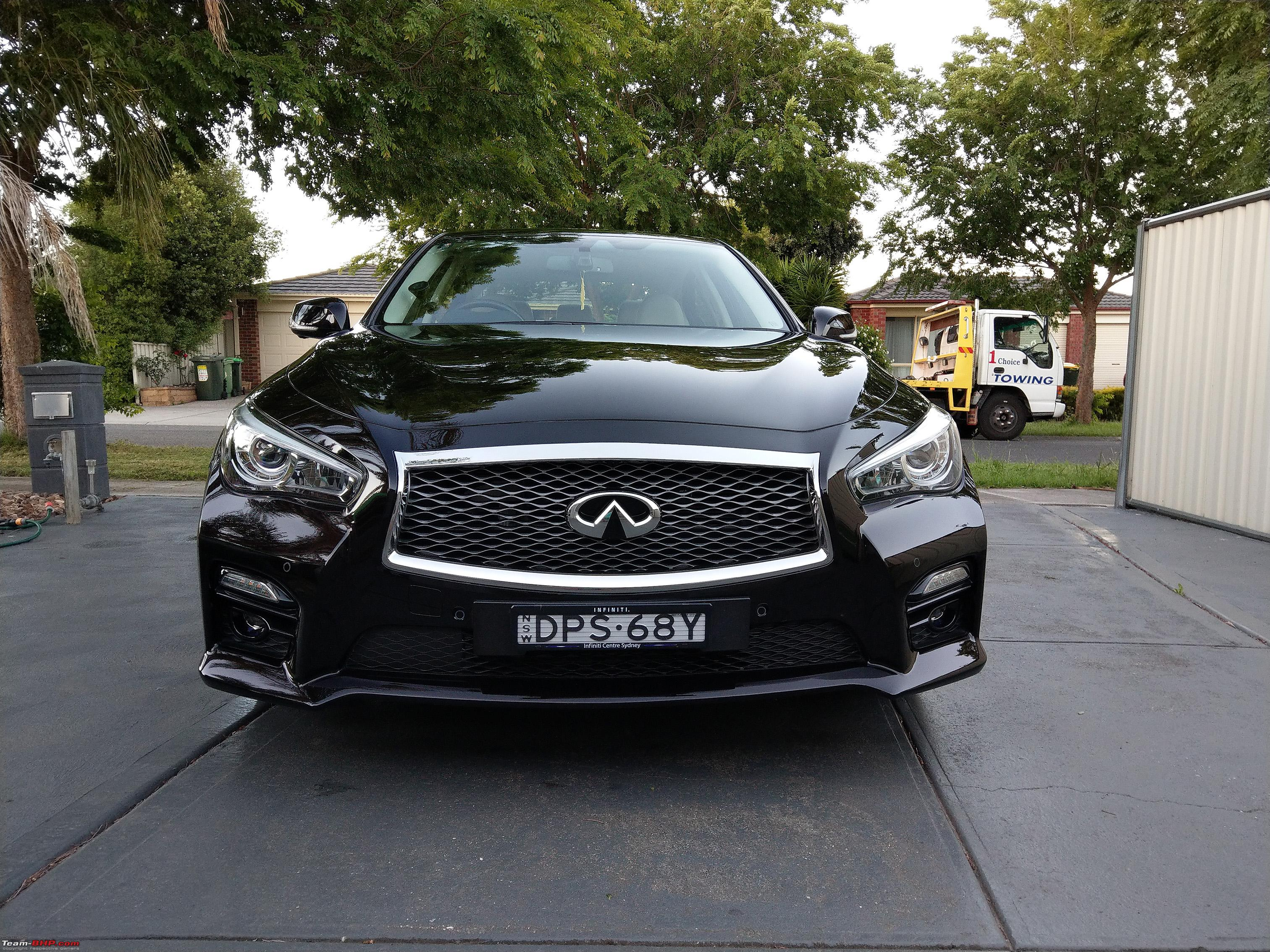 Shadow, My 2016 Infiniti Q50 - The first one on Team-BHP