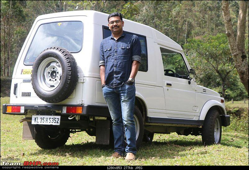 My Dinosaur: Brand new 2017 Maruti Gypsy King-1.jpg