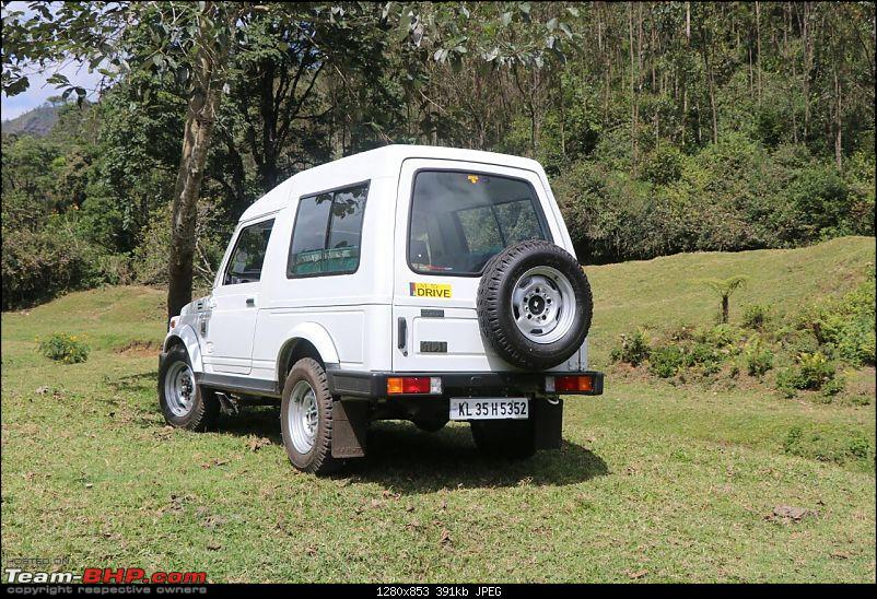 My Dinosaur: Brand new 2017 Maruti Gypsy King-18.jpg
