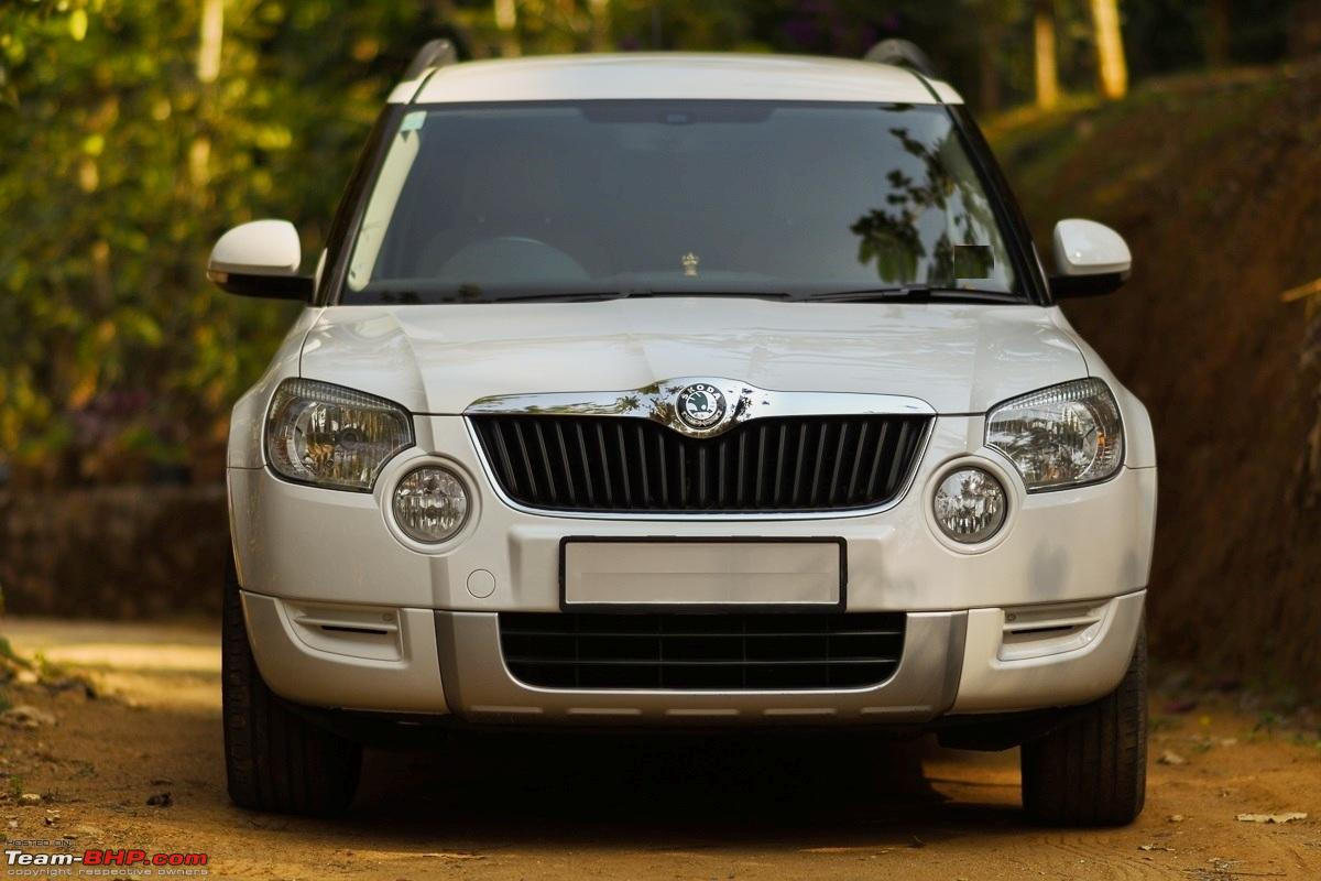 my pre owned skoda yeti team bhp. Black Bedroom Furniture Sets. Home Design Ideas