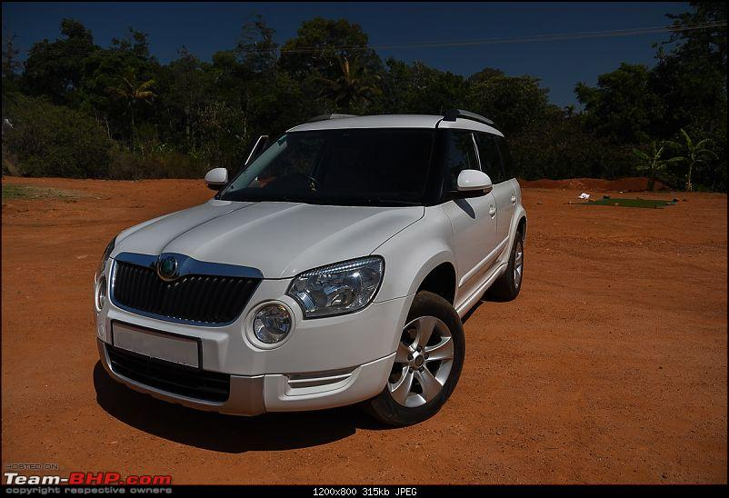 My pre-owned Skoda Yeti. EDIT: Remapped by Petes, and now with Bilstein B6 dampers-dsc_0994.jpg
