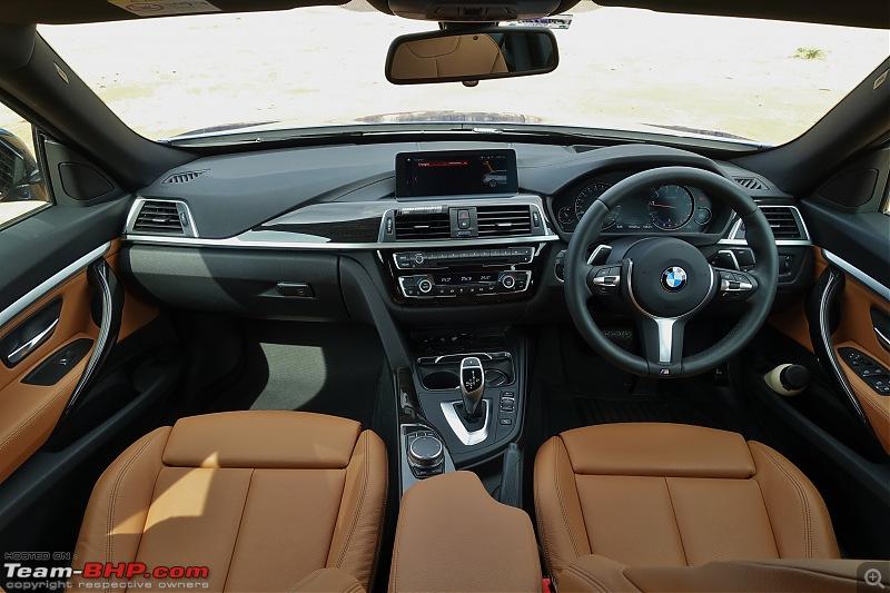 A GT joins a GT - Estoril Blue BMW 330i GT M-Sport comes home-interior-full.jpg