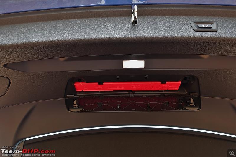 A GT joins a GT - Estoril Blue BMW 330i GT M-Sport comes home-hazard-triangle-2.jpg