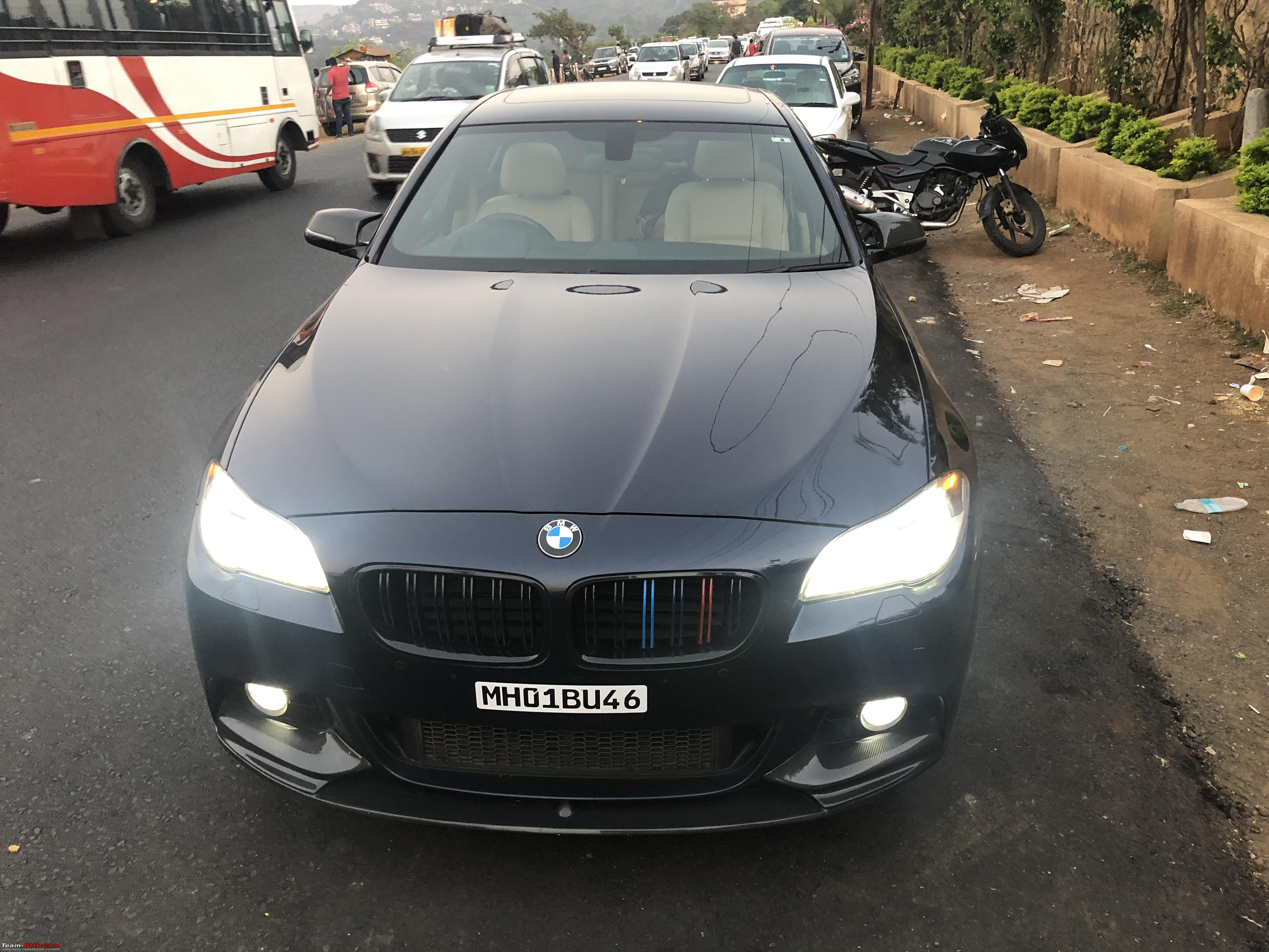 My Pre-worshipped Monster : BMW 530d M-Sport [F10] - Now