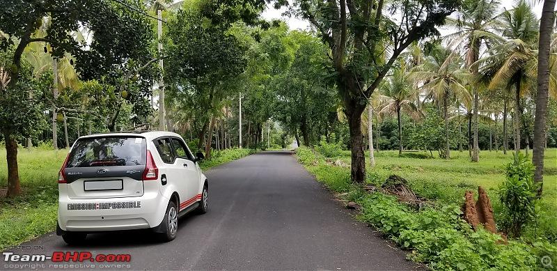 Emission Impossible - Owning an EV, the Mahindra E2O P6-20180526_111727.jpg