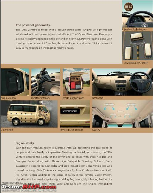 Name:  Tata Venture Brochure Page 3.JPG