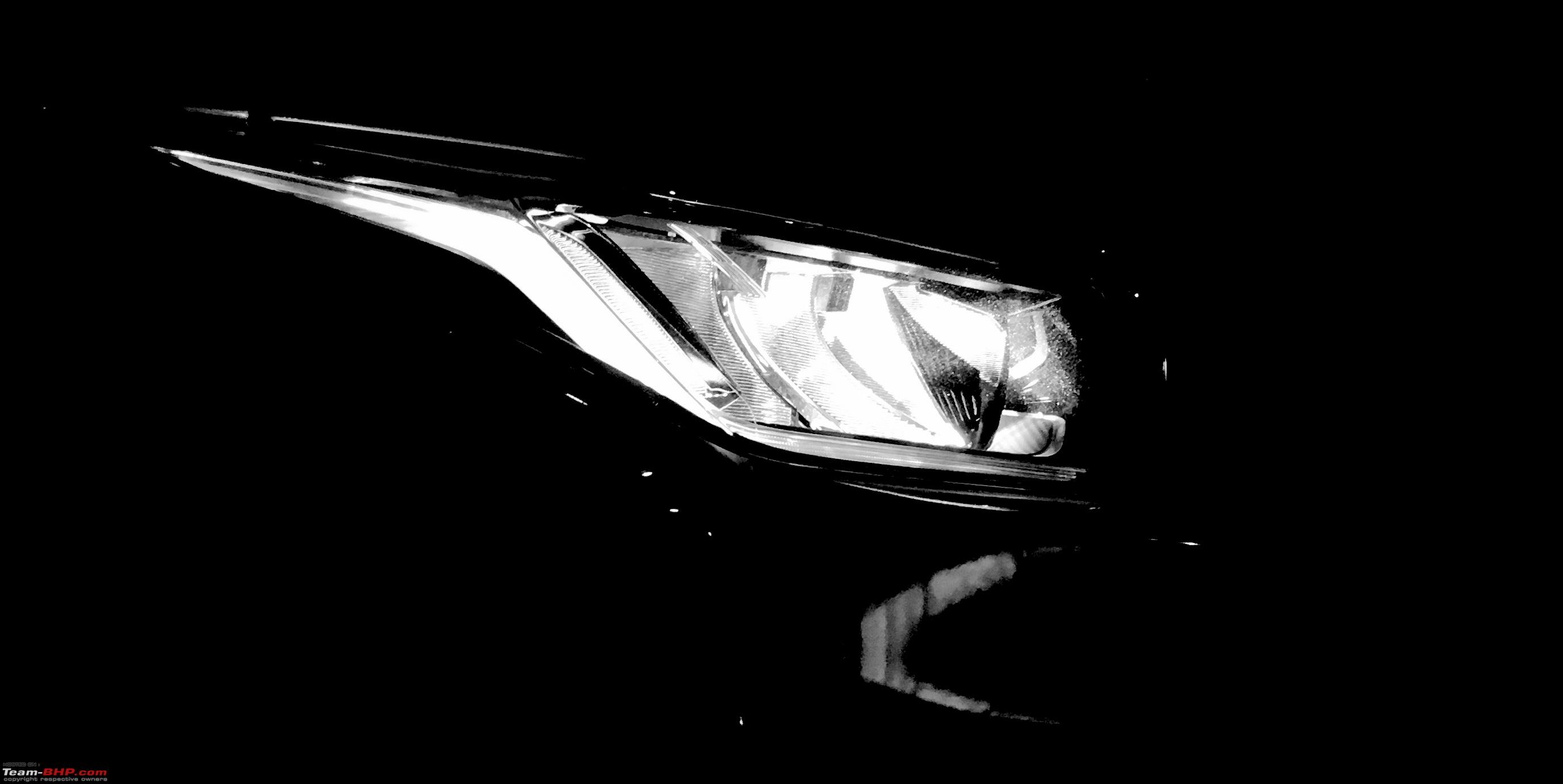 The Legacy Continues: White Orchid Pearl Honda City i-VTEC ZX  Automatic-teaser