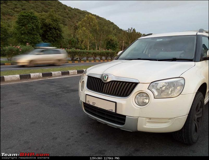 My pre-owned Skoda Yeti. EDIT: Remapped by Petes, and now with Bilstein B6 dampers-ye.png