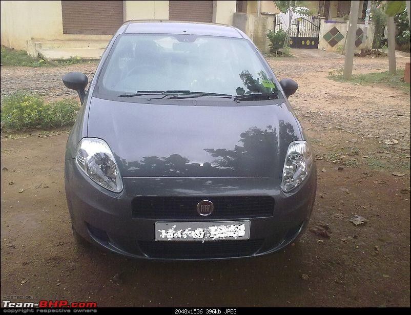 Me and my Fiat PUNTO in this beautiful world - 1.2 petrol variant!-carnewsix.jpg