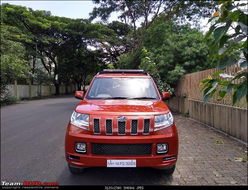 Orange Tank to conquer the road - Mahindra TUV3OO owner's perspective-orange-tank04.jpg