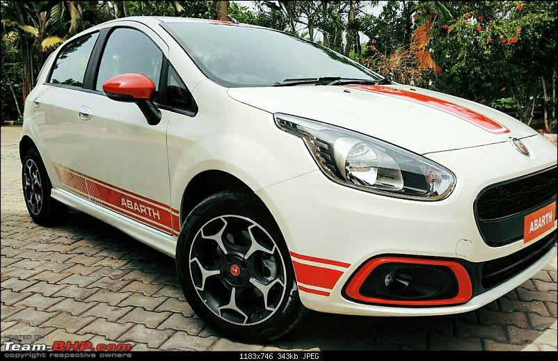 Owning a Fiat Abarth Punto - A car with character. EDIT : 30,000 km completed!-img_20180519_152633.jpg