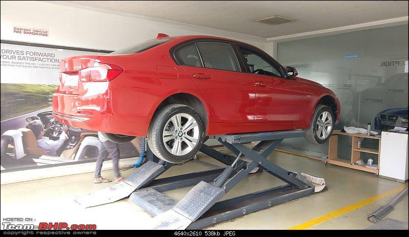 Red-Hot BMW: Story of my pre-owned BMW 320d Sport Line (F30 LCI). EDIT: 1 year update-img_20180709_145135.jpg