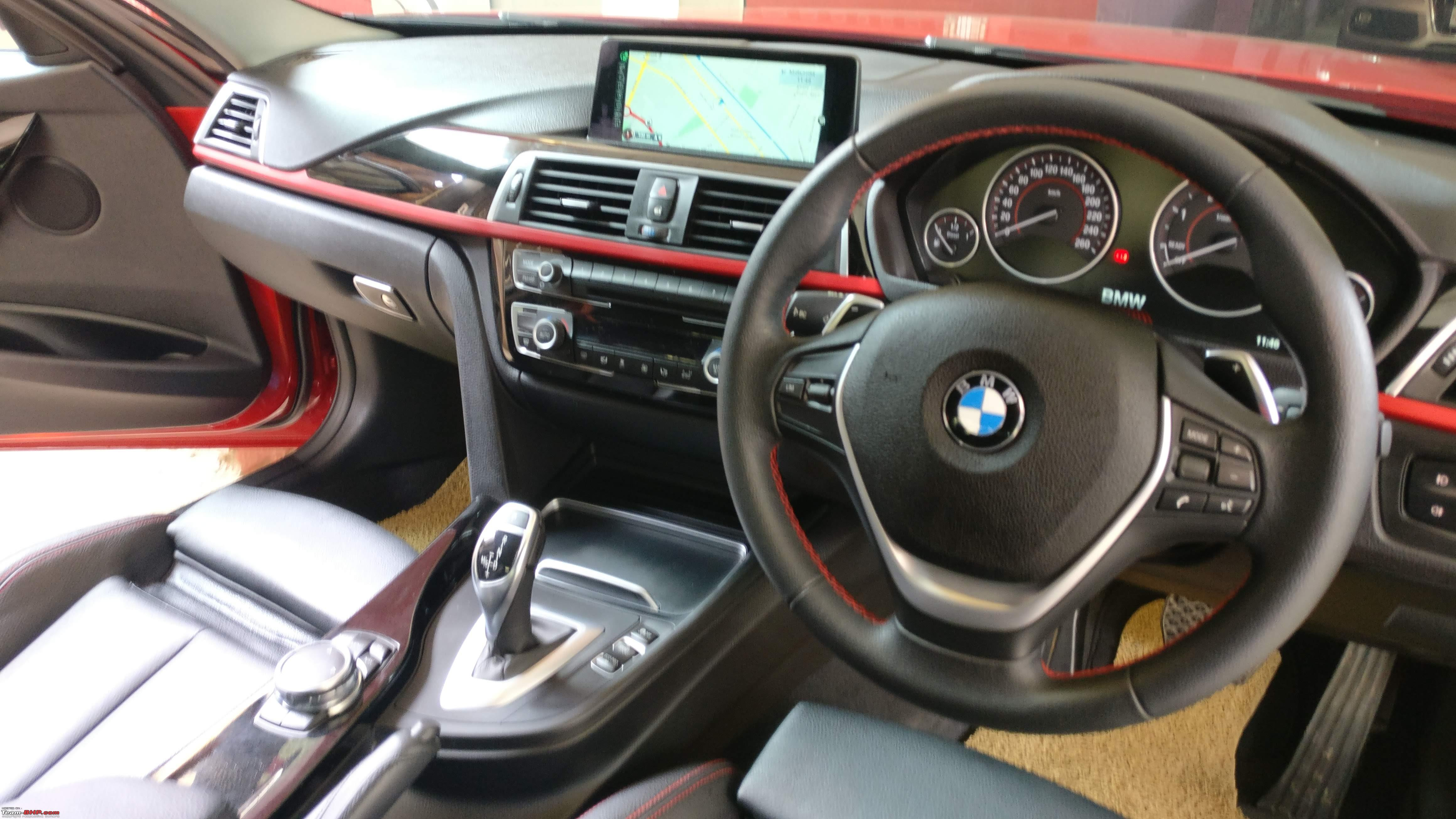 Red-Hot BMW: Story of my pre-owned BMW 320d Sport Line (F30