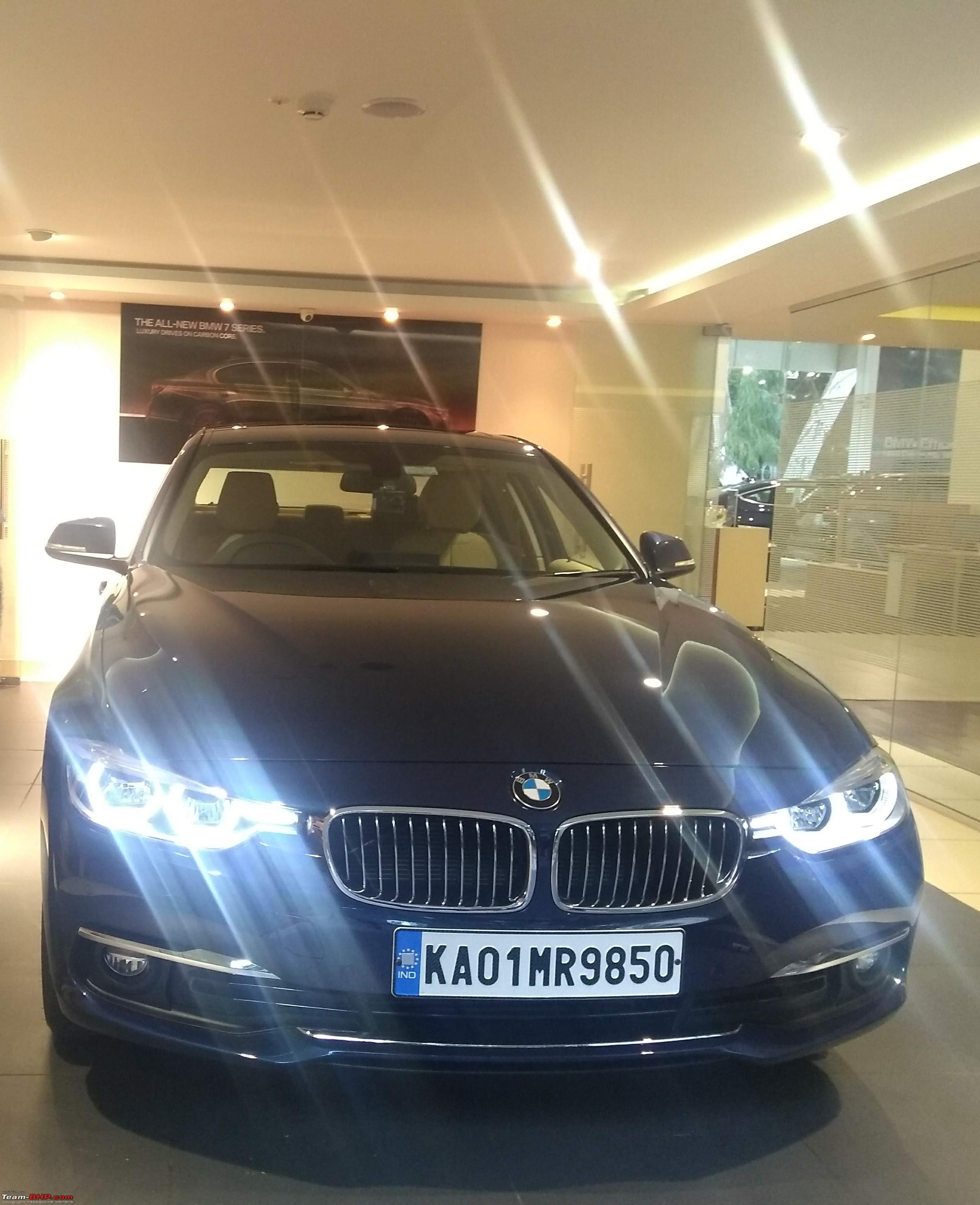 Red-Hot BMW: Story Of My Pre-owned BMW 320d Sport Line