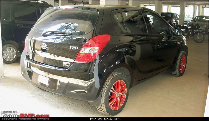 Black i20 1.2 Petrol EDIT : Delivery taken. PICS on pg. 4-100_0573.jpg