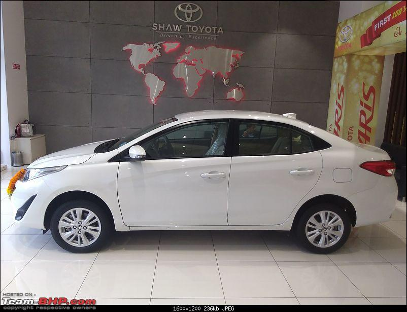 My 2018 Pearl White Toyota Yaris V CVT-review_side_profile.jpg