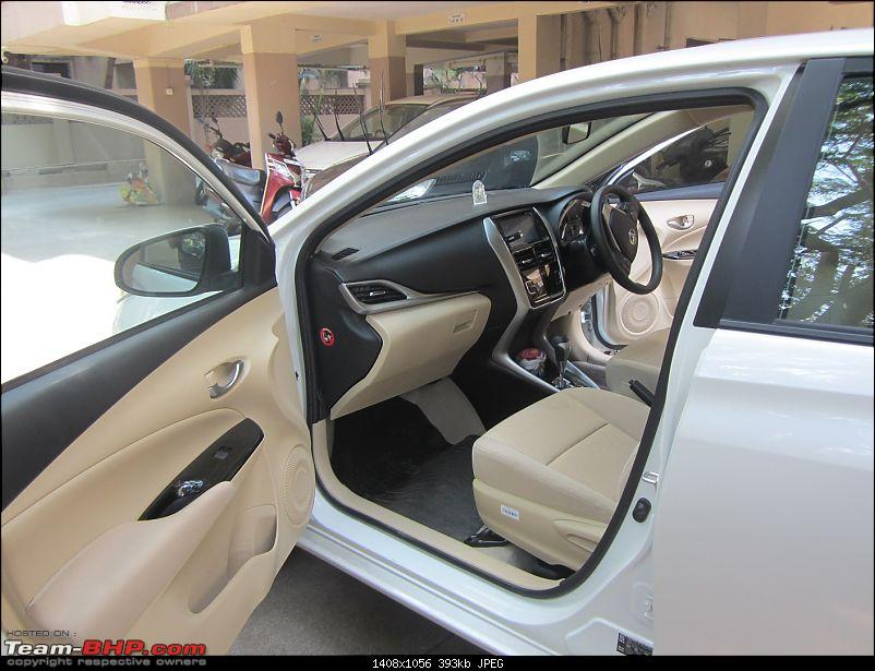 My 2018 Pearl White Toyota Yaris V CVT-front_door_opening.jpg