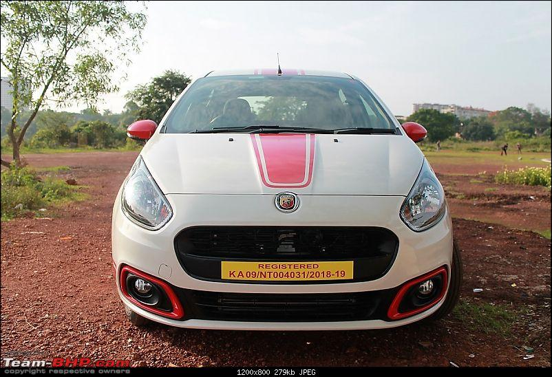Owning a Fiat Abarth Punto - A car with character. EDIT : 30,000 km completed!-img_8596_frontal.jpg