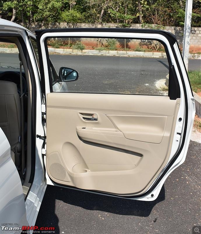 Review: My 2018 Maruti Suzuki Ertiga ZXi AT-51.-rear-door.jpg