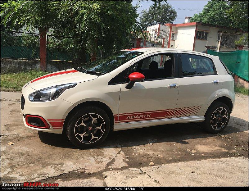 Owning a Fiat Abarth Punto - A car with character. EDIT : 15,000 km completed!-image5.jpg