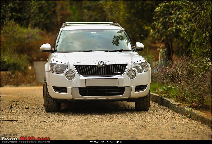 My pre-owned Skoda Yeti. EDIT: Remapped by Petes, and now with Bilstein B6 dampers-dsc_7502.jpg