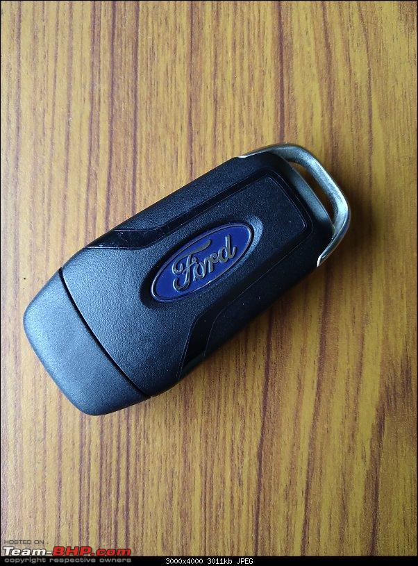 Ford EcoSport Trend Plus AT (Facelift) - Ownership experience of my ShadowFax-key-front.jpg