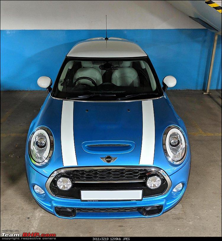 The legend of Shani the Mini - My Mini Cooper S JCW-img_20181208_181709.jpeg