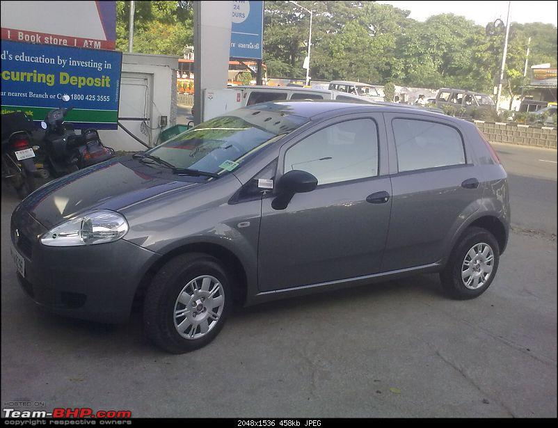 Me and my Fiat PUNTO in this beautiful world - 1.2 petrol variant!-carwithtints.jpg